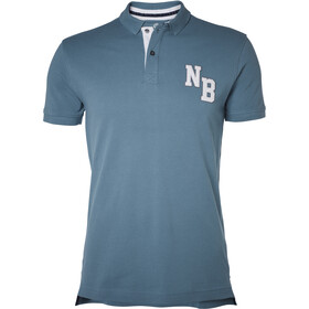 North Bend Aton t-shirt Heren blauw